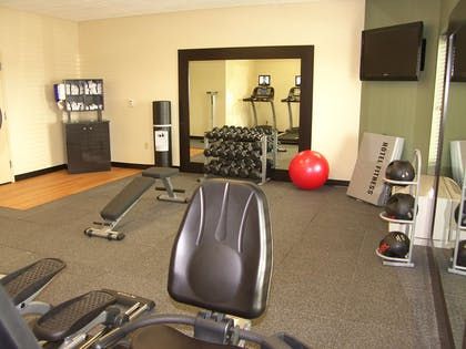 Health club | Hampton Inn & Suites Lincoln - Northeast I-80