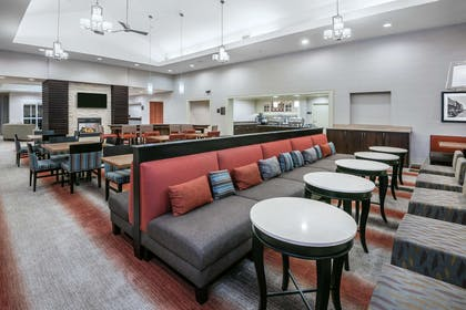 Lobby | Homewood Suites by Hilton Laredo at Mall del Norte