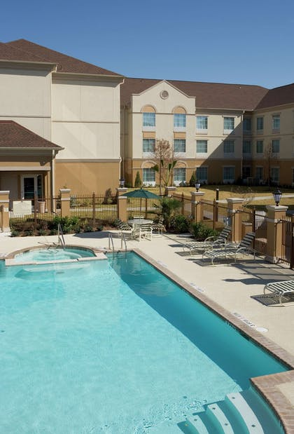 Pool | Homewood Suites by Hilton Laredo at Mall del Norte