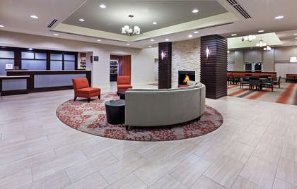 Reception | Homewood Suites by Hilton Laredo at Mall del Norte