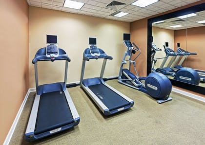 Health club | Homewood Suites by Hilton Laredo at Mall del Norte