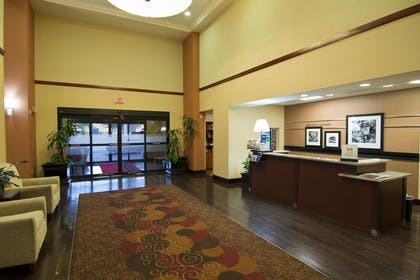 Reception | Hampton Inn & Suites Orlando Intl Dr N