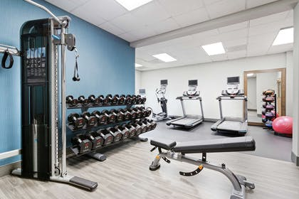 Health club | Hampton Inn & Suites Orlando Intl Dr N