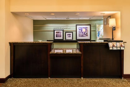 Reception | Hampton Inn & Suites Orlando/East UCF Area