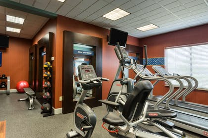 Health club | Hampton Inn & Suites Pharr