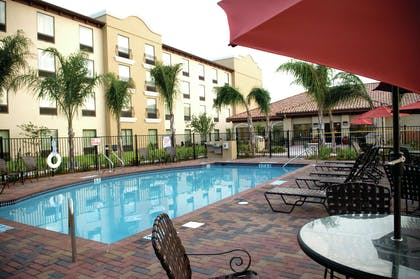 Pool | Homewood Suites by Hilton McAllen
