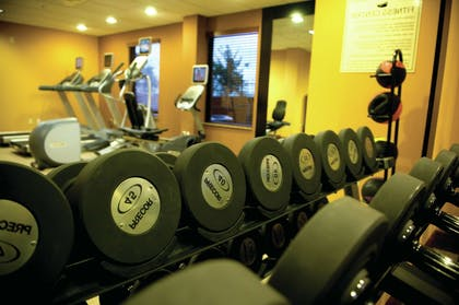 Health club | Homewood Suites by Hilton McAllen