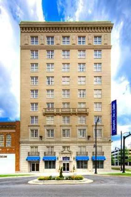 Exterior | Hampton Inn & Suites Montgomery-Downtown