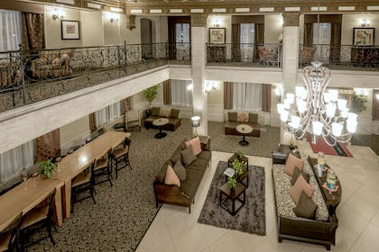 Reception | Hampton Inn & Suites Montgomery-Downtown