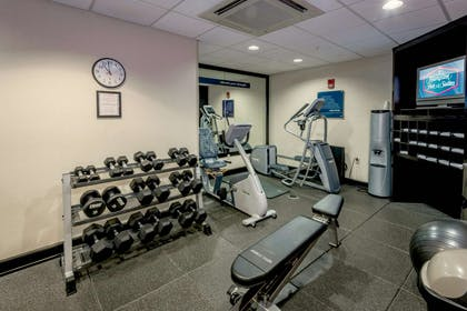 Health club | Hampton Inn & Suites Montgomery-Downtown