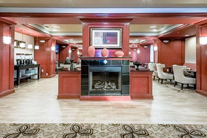 Reception | Hampton Inn Montgomery-South-Airport