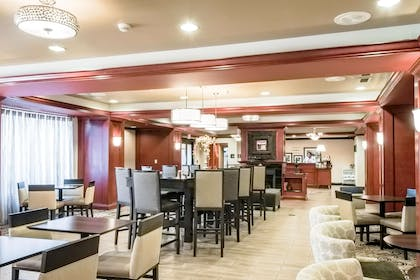 Restaurant | Hampton Inn Montgomery-South-Airport