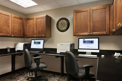 Business Center | Hampton Inn & Suites Montgomery-EastChase