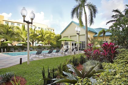Pool | Homewood Suites by Hilton Miami - Airport West
