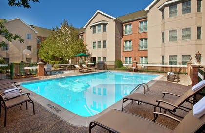 Pool | Homewood Suites by Hilton Kansas City-Airport