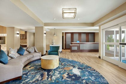 Reception | Homewood Suites by Hilton Kansas City-Airport