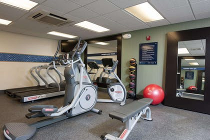 Health club | Hampton Inn & Suites Moline-Quad City International Airport