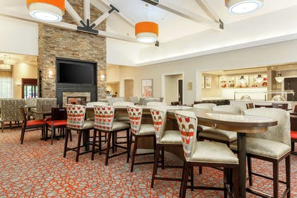 Lobby | Homewood Suites by Hilton Long Island-Melville