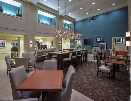 Reception | Hampton Inn & Suites Mobile I-65@ Airport Blvd