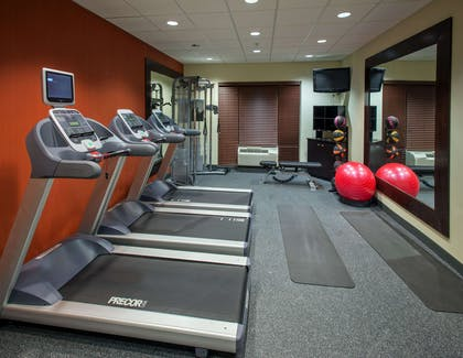 Health club | Hampton Inn & Suites Mobile I-65@ Airport Blvd