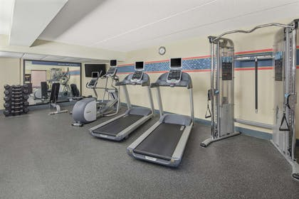 Health club | Hampton Inn Fairhope-Mobile Bay