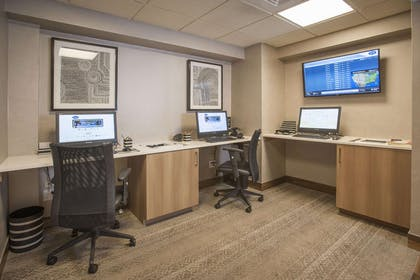 Business Center | Hampton Inn & Suites Mobile Providence Park/Airport