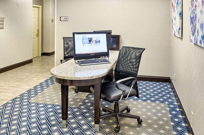 Business Center | Homewood Suites by Hilton Mobile Airport-University Area