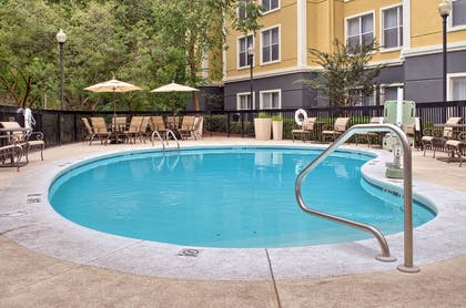 Pool | Homewood Suites by Hilton Mobile Airport-University Area