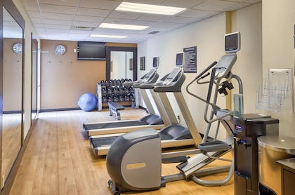 Health club | Homewood Suites by Hilton Mobile Airport-University Area
