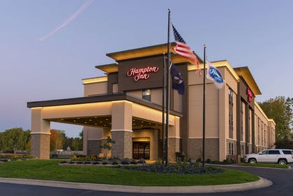Exterior | Hampton Inn Mt. Pleasant