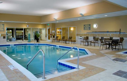 Pool | Homewood Suites by Hilton Madison West, WI