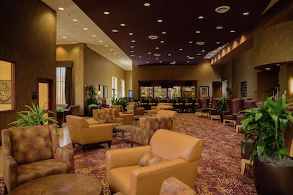 Lobby | Embassy Suites by Hilton Minneapolis North