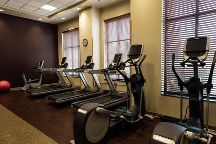 Health club | Embassy Suites by Hilton Minneapolis North