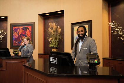 Reception | Embassy Suites by Hilton Minneapolis North