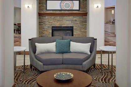 Lobby | Homewood Suites by Hilton Minneapolis - Mall Of America