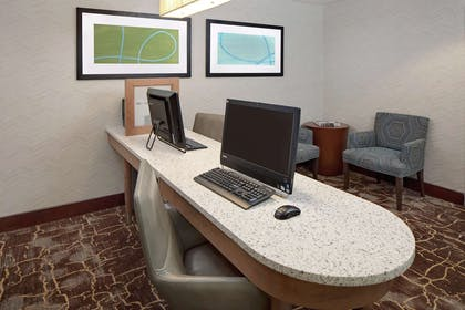 Business Center | Homewood Suites by Hilton Minneapolis - Mall Of America