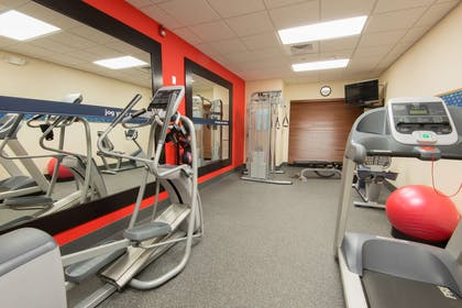 Health club | Hampton Inn Mount Airy