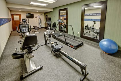 Health club | Hampton Inn Morristown