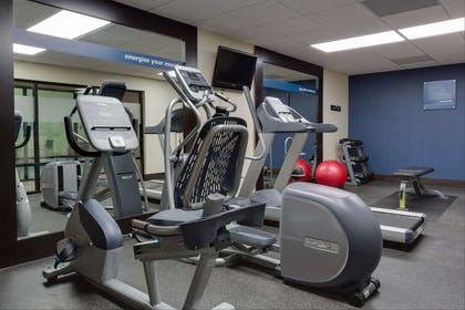 Health club | Hampton Inn Harbourgate
