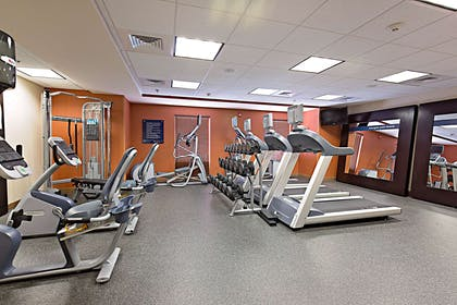 Health club | Hampton Inn & Suites Jacksonville