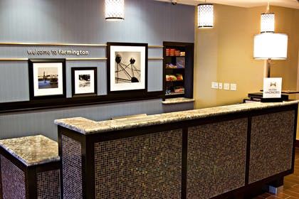 Reception | Hampton Inn & Suites Salt Lake City/Farmington