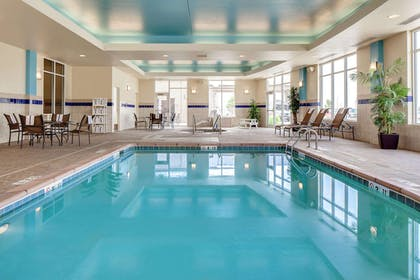Pool | Hilton Garden Inn Omaha East/Council Bluffs