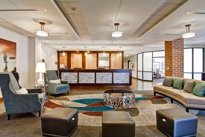 Reception | Homewood Suites by Hilton Omaha-Downtown