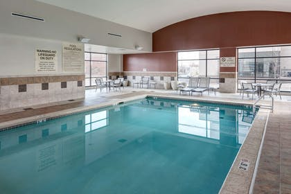 Pool | Homewood Suites by Hilton Omaha-Downtown
