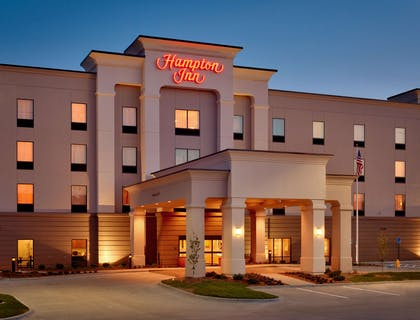 Exterior | Hampton Inn Omaha/West Dodge Road