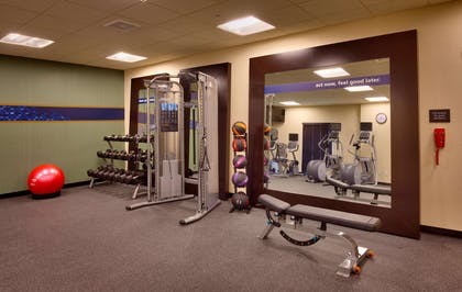 Health club | Hampton Inn Omaha/West Dodge Road