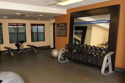 Health club | Hampton Inn Omaha West-Lakeside