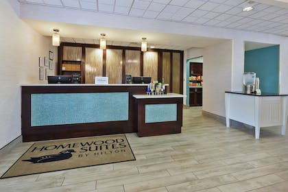 Reception | Homewood Suites by Hilton Chesapeake - Greenbrier