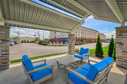 Exterior | Hampton Inn Owensboro South