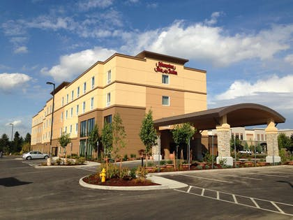 Exterior | Hampton Inn & Suites Portland/Hillsboro-Evergreen Park, OR